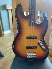Vintage VJ74 Jazz Bass - Jaco Pastorius Tribute - Stunning!
