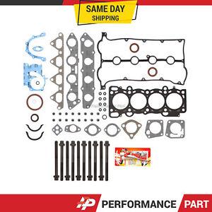 Full Gasket Set Head Bolts for 98-01 Kia Sephia Spectra 1.8L DOHC 16V T8