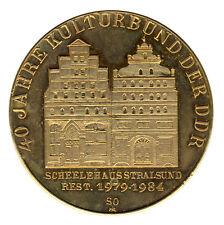 DDR - STRALSUND - SCHEELE Haus - FÄHRSTRASSE 23/24 - SELTEN (9440/110N)