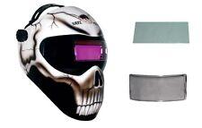 New Save Phace GEN X EFP DOA Welding Helmet Auto Darkening Fixed #10 + Free Lens