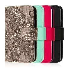 For LG Transpyre / Tribute / F60 Phone Case Wallet ID Slot Flip Cover
