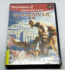 God of War (PlayStation 2, 2005) Greatest Hits ps2