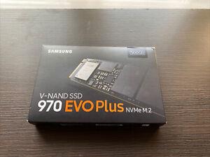Samsung 500gb 970 EVO Plus - NVMe M.2 SSD