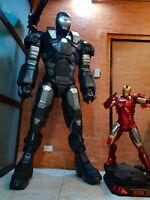 WAR MACHINE IRONMAN IRON MAN life size custom statue Finet XM