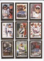 2003-04 Press Pass 10th Anniversary GOLD Dale Earnhardt #TA6 #186/250! BV$20!