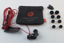 Genuine Original  Beats By Dr. Dre URBEATS In-Ear Headphones Black For HTC