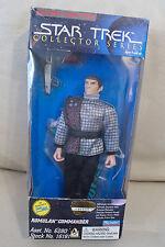 """STAR TREK playmates 9"""" Romulan Commander 9"""" Figure Playmates MIB 1996 LIMITED ED"""