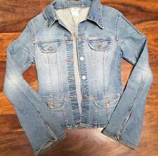 sass and bide Vintage Denim Jacket Size 8