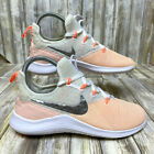 Nike Women's Free Tr 8 Athletic Shoes Size 6.5 White + Peach Cream Running Shoes