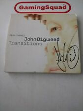 Renaissance Transitions, John Digweed SIGNED CD, Supplied by Gaming Squad