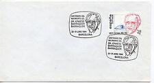 España Centanario Dr Barraquer Barcelona año 1984 (CG-777)