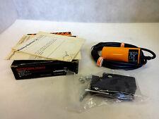 NEW IN BOX IFM EFECTOR 8057BC20NL2AAXX PROXIMITY SWITCH DIA 20MM 20-250V RANGE