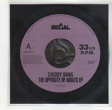 (FO759) Chiddy Bang, The Opposite Of Adults - 2010 DJ CD