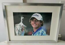 New listing Hand Signed Rory McIlroy US Open 1st Major 12x8 Photo with COA