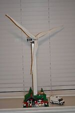 LEGO 4999 - VESTAS WIND TURBINE - 100% COMPLETE W/ Stickers and Minifigs!!