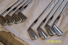 BABE D ZAHARIAS WILSON SIG. PW-4 IRON SET OF IRONS DYNA POWERED