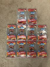 Hot Wheels World's Smallest Real Mini Diecast Rare & sold out. Lot of 10