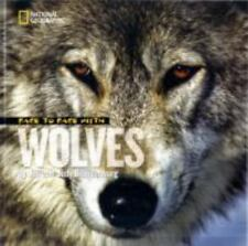 Face to Face with Wolves by Jim Brandenburg (2010, Paperback)