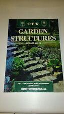 Garden Structures - Richard Wiles (Anglais) - R.H.S.
