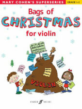 Bags of Christmas for violin; Cohen, Mary, Violin solo, 0571533612 - 571533612