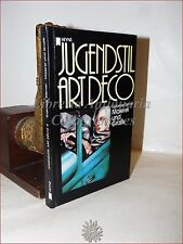 ARTE - JUGENDSTIL ART DECO Gabriele Sterner Malerei und Grafik 1981 Heyne Illust