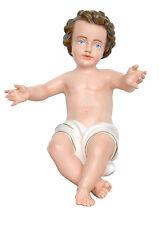 Statue Jesus Enfant enfant Jésus résine cm 35