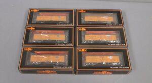 MTH 80-90003 HO Scale Union Pacific R40-2 Reefer Car Set (Set of 6) LN/Box