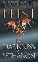 A Darkness at Sethanon (Riftwar Saga 3), Feist, Raymond E., Used; Good Book
