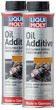 2591 Liqui Moly MoS2 Engine Oil Additive 300ml Made in Germany 2 Units