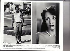 DEVIL IN A BLUE DRESS-PRESS KIT-SET OF 6 PHOTOS & 2 DOCUMENTS WITH FOLDER-1995