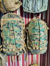 🇺🇸🇺🇦 USMC ILBE MARPAT Beaver tail for charlie or recon/corpsman assault pack
