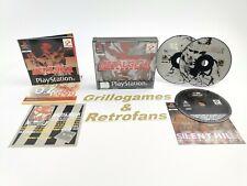 "Sony Playstation 1 Spiel "" Metal Gear Solid "" Ps1 | PsOne | PsX | Ovp | Pal"