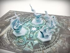 Warhammer Nightvault terrain set - Tabletop Wargaming, D&D, Ghost Stones