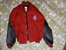 JACKSON FAMILY LEATHER AND WOOL JACKET - PLANET HOLLYWOOD NEW YORK
