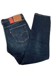 Levis Mens Jeans Levis 511 W36L30 Blue Jeans Brsnd New With Tags