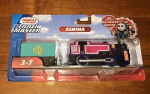 Fisher-Price Thomas and Friends Trackmaster Ashima Train New