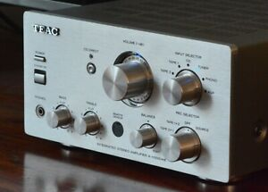TEAC Reference Series A-H300 MKII  Amplifier, with Remote and Manual. IMMACULATE