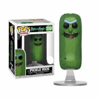 Funko POP! Animation - Rick & Morty #350 Pickle Rick (No Limbs) Figure Gift Idea