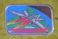 ~ Atari Video Game Vintage 80's Activision Patch Dreadnaught Destroyer ~