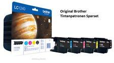 Original Brother LC1240 Tintenpatronen (MFC-J5910DW, 6510DW, 6710DW) Multipack