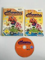 The Munchables (Nintendo Wii / Wii U) - PAL - Complete - Excellent *FAST & FREE*