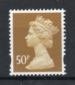 GREAT BRITAIN 1993 50p OCHRE SG,Y1726 U/MM NH LOT 9241B