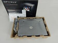 "Optimus 7"" Inch Digital Photo Frame xD,SD, MMC, MS"