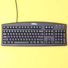 DELL SK-8110 PS/2 Computer Keyboard (Black)