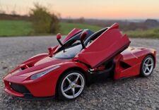 RC Sportwagen Ferrari LaFerrari mit Licht ferngesteuertes Auto Rennwagen Neu RTR