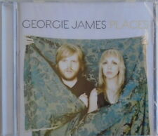GEORGIE JAMES - CD - Places - BRAND NEW