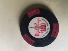 Mouin Rouge Casino Las Vegas 1957 $100 chip (not cancelled)
