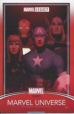 Marvel Legacy #1 Avengers Trading Card Christopher Variant Comic 1st Print NM