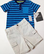 New Eddie Bauer Boys Shorts Set Size 12-18 months~New Tags $44.50