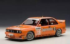 1:18 AUTOart BMW M3 E30 DTM Jägermeister #19 Hahne 89248